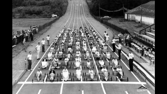 Mission Soap Box Derby 1960