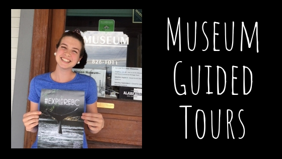 Museum Guided Tours